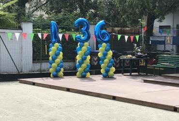 Festa anniversario 2018